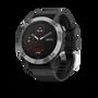שעון דופק מולטי ספורט מבית גרמין! fenix 6,Pro,Black w/Black Band ,GPS   דגמי 2019   יבואן רשמי