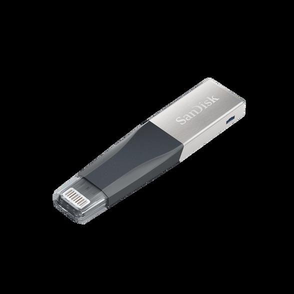 כונן חיצוני נייד SanDisk iXpand Mini Flash Drive 128GB , , large image number null