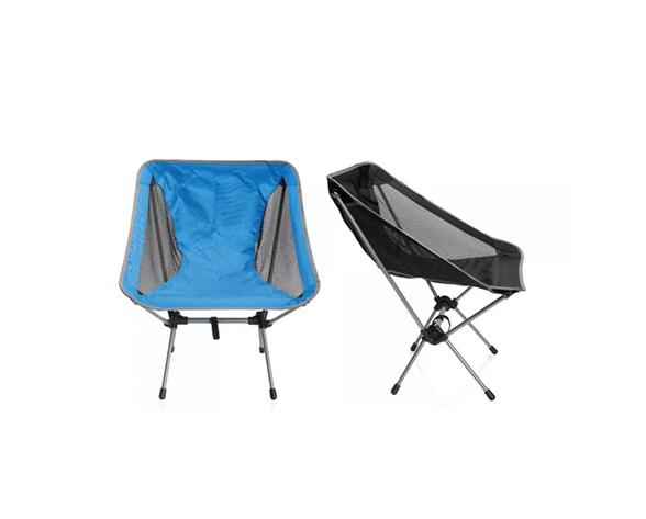 זוג כיסאות נוחים מתקפלים לטיולים קמפינג וים, , large image number null