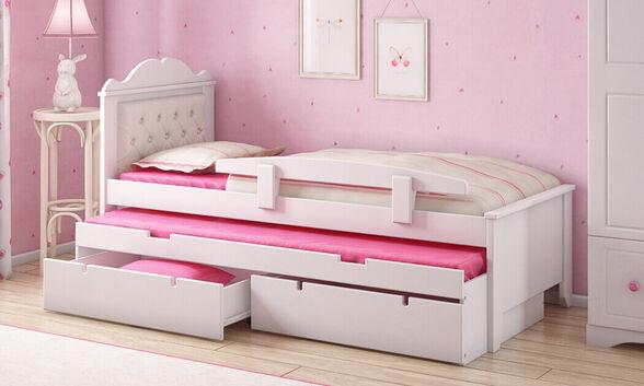 """""""שמרת הזורע"""": מיטת ילדים הנפתחת למיטת חבר איכותית, משולבת עץ מלא, משלבת נוחות, יופי ובטיחות, דגם פנדורה, , large image number null"""