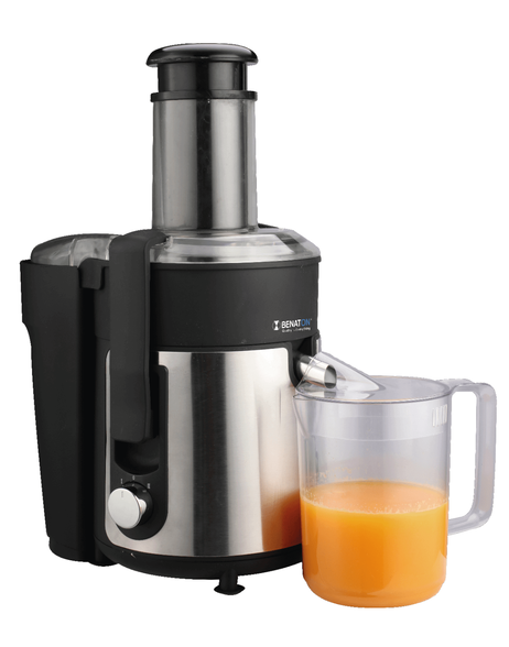 BT-3700 מסחטת מיצים עוצמתית Healthy Life Benaton 800W |  כוס מזיגה ענקית 1.7 ליטר , , large image number null