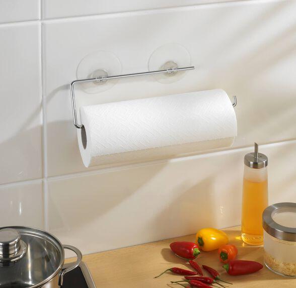 מתקן למגבת נייר נתפס בוואקום | WENKO, , large image number null