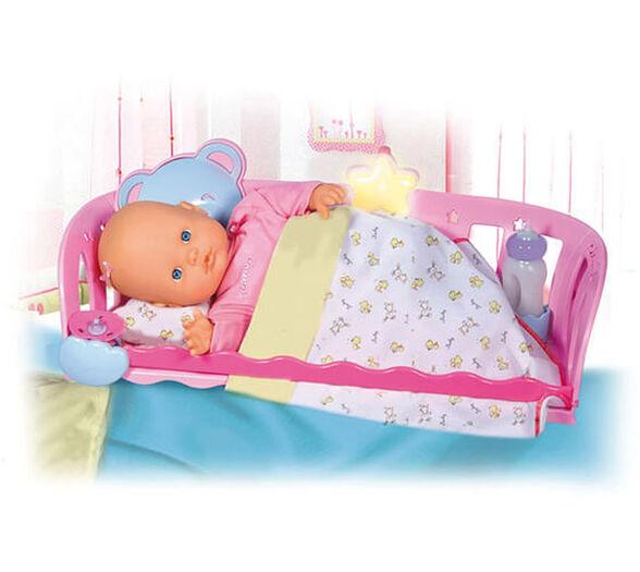 """בובת ננוקו - NENUCO """"ישנה איתי"""" המגשימה את החלום של כל ילדה קטנה להיות אמא, , large image number null"""