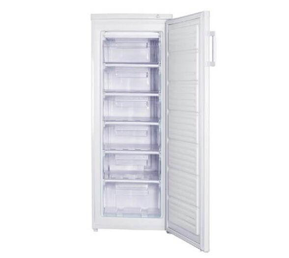 מקפיא אמקור 6 מגירות 125 ליטר נטו  De Frost בצבע לבן דגם AF606W  , , large image number null