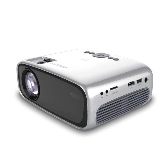 מקרן ביתי Full HD עם מגוון חיבורים Philips Neopix Easy , , large image number null