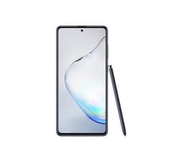 """סמארטפון Galaxy Note 10 lite (N770) מסך 6.7"""" מצלמה קדמית 32MP מצלמה אחורית 12MP+12MP+12MP זיכרון 128GB עם אפשרות הרחבה ל- 1TB , , large image number null"""