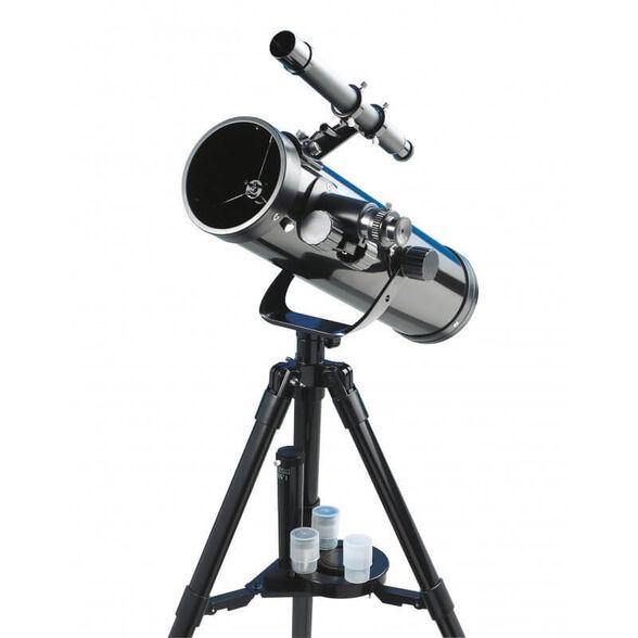 טלסקופ אסטרונומי לילדים 76/500 עם 50 פעיליות מבית Buki צרפת, , large image number null