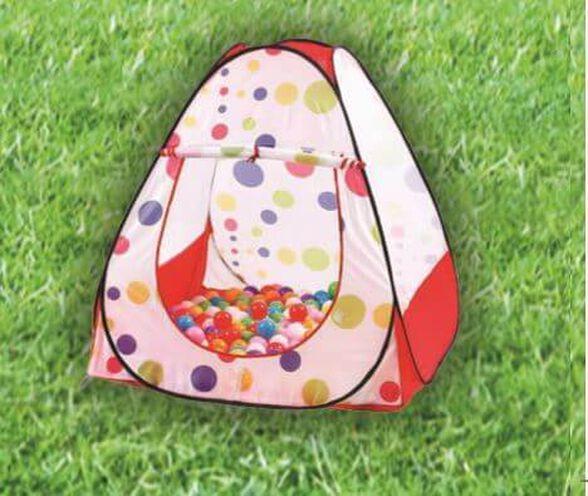 אוהל ילדים צבעוני פתיחה מהירה כולל תיק נשיאה לניידות קלה S-FREE, , large image number null