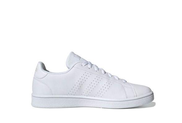 נעלי סניקרס אדידס לגברים ADVANTAGE BASE   לבן, , large image number null