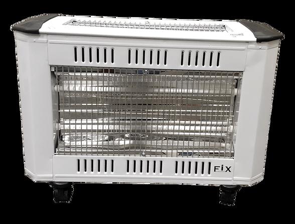 תנור אינפרא 2050W 2+2 לבן עוצמתי במיוחד בטיחותי בעל עיצוב חדיש ופרקטי אידיאלי לשימוש בחדרי הורים וילדים , , large image number null