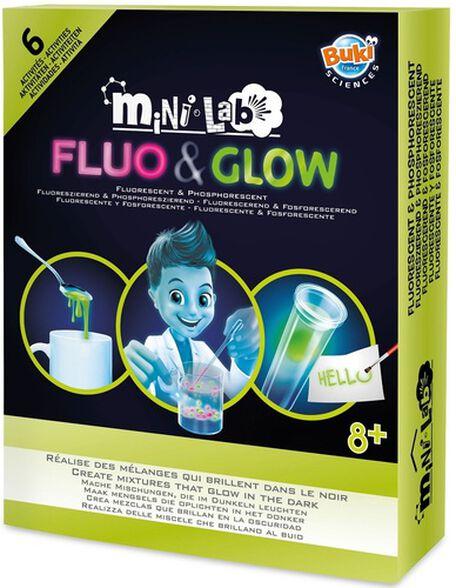ערכה מדעית לילדים 6 ניסויים בצבעים זוהרים בחושך, , large image number null