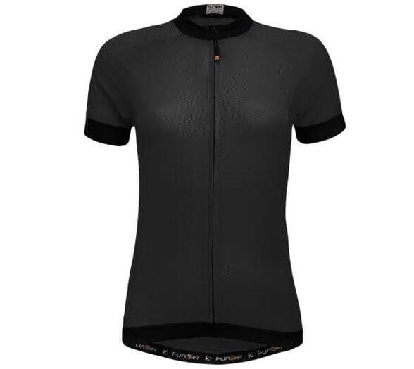 חולצת רכיבה שרוול קצר לגברים | במגוון צבעים ומידות לבחירה_שחור - S, , large image number null