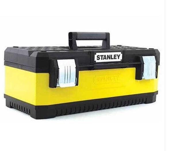ארגז כלים מקצועי ואיכותי וחזק במיוחד | בגודל 23'' בעל ידית הרמה נוחה ומגש נשלף מבית STANLEY!, , large image number null