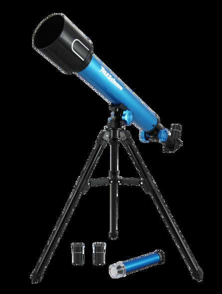 ערכת טלסקופ עוצמתי לחוקרים צעירים וילדים, הגדלות של 30X ו60X | ערכה מושלמת ומקיפה לנוער שוחר מדע וללמידה חוויתית, , large image number null