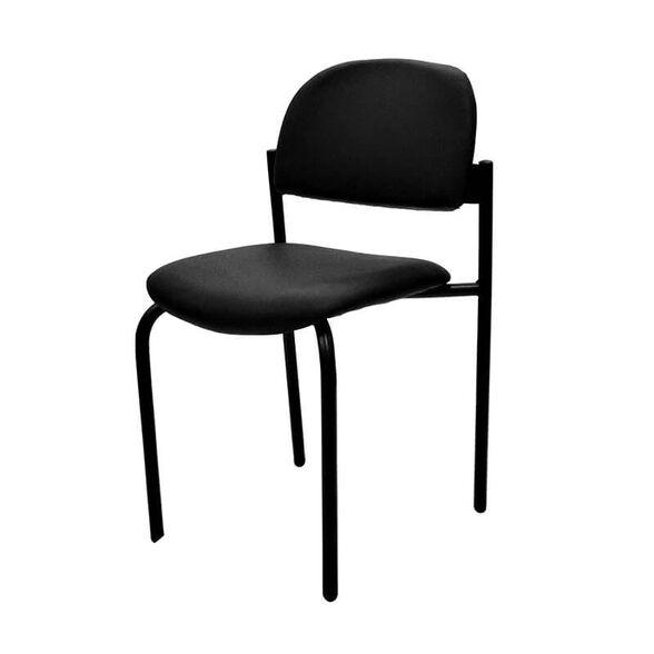 כסא דגם רקפת מרופד דמוי עור במגוון צבעים לבחירה, , large image number null