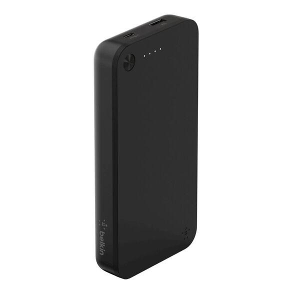 מטען נייד / סוללת גיבוי BOOST CHARGE בנפח 20K עם חיבור USB-C Belkin F7U063, , large image number null