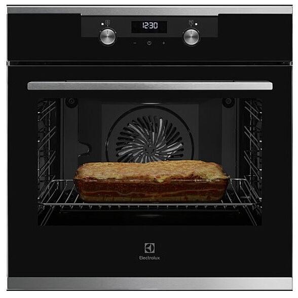 תנור בילד אין טורבו אקטיבי עם 9 מצבי בישול ואפיה תוצרת גרמניה  מבית Electrolux דגם EOH7427X , , large image number null