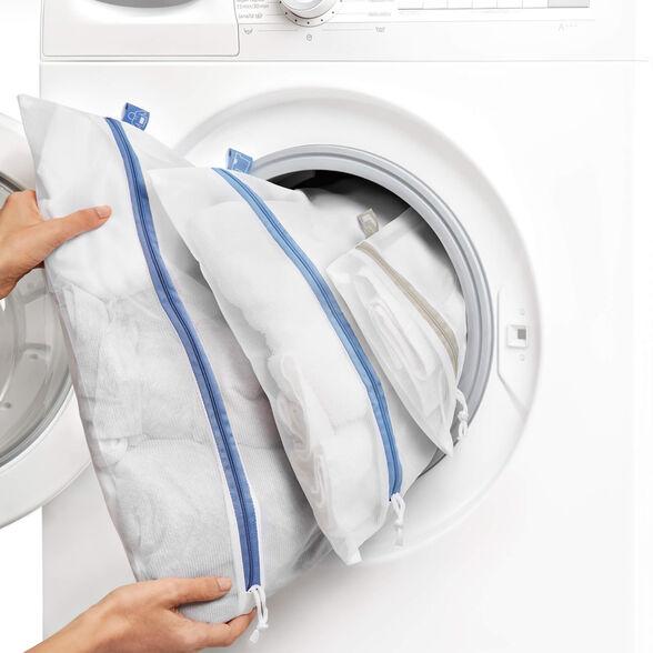 סט שלישית שקי רשת לכביסה בגדלים שונים | מבית RAYEN, , large image number null