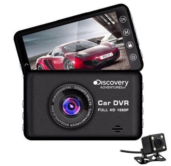 מצלמה קדמית ואחורית לרכב Discovery 1050, , large image number null