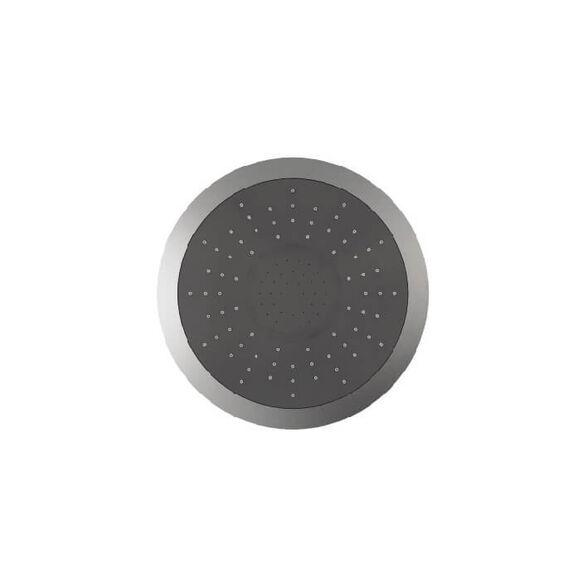 ראש מקלחת עגול בעל פיזור מים עדין ונעים ZM, , large image number null