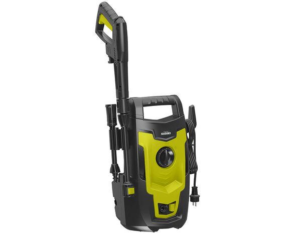 מכונת שטיפה מקצועית בהספק 1400W, לחץ 110 בר מבית SUZUKI ENERGY דגם LT-301 , , large image number null