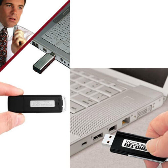 טייפ מנהלים זעיר ורגיש עד 200 שעות הקלטה + זיכרון USB בנפח 8GB מיקרופון איכותי ורגיש משמש גם לגיבוי - בלעדי - הפעלה בלחיצת כפתור.  סוללה נטענת , , large image number null