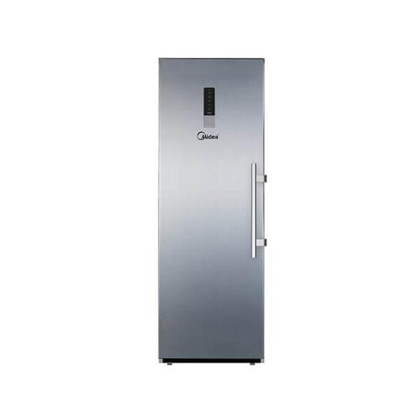 מקרר 350 ליטר נירוסטה הפועל בשיטת ה-Non Frost תוצרת MIDEA   דגם HS-455LWEN , , large image number null