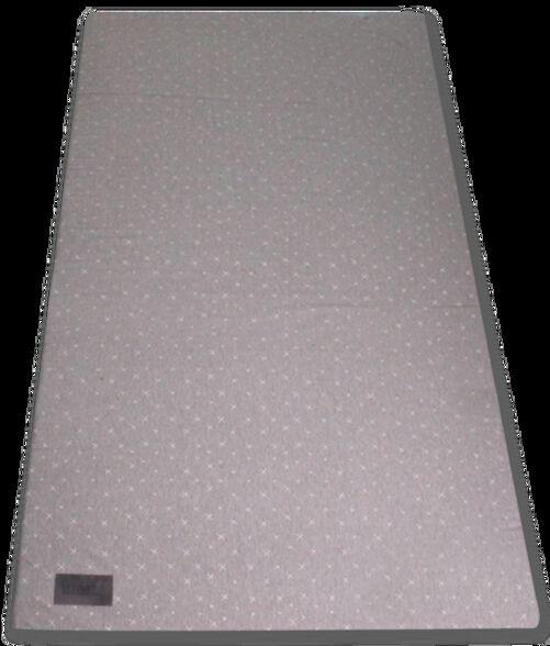 מזרון פעילות קטן מבד ג'רזי - אפור, , large image number null