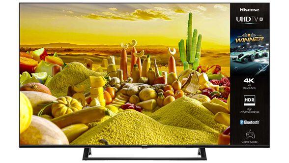 """טלויזיה 50"""" SMART 4K HDR החלקת תמונה 1600HZ ו-WIFI מובנה מבית HISENSE דגם  50A7320  , , large image number null"""
