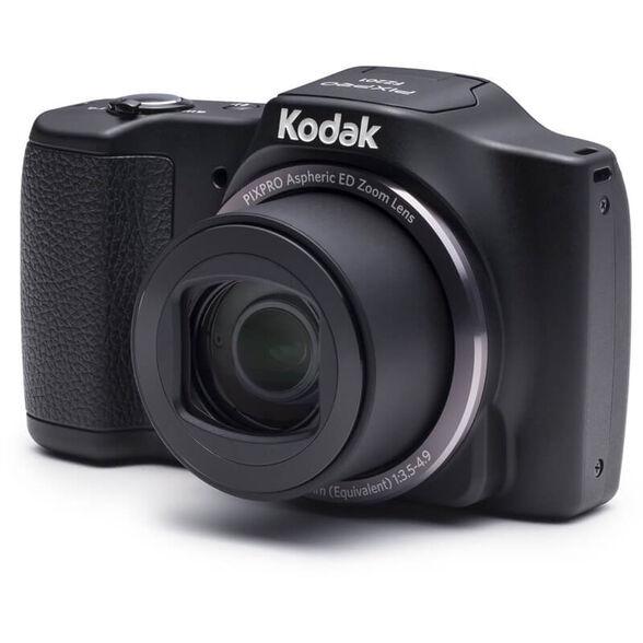 """מצלמה קומפקטית Kodak PIXPRO דגם FZ201 בעלת 16Mp מסך LCD בגודל 3"""" זום אופטי 20X זום דיגיטלי 4x , , large image number null"""