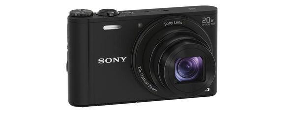 מצלמת סטילס עם תקשורת WIFI זום אופטי ענק X20 העברת תמונות NFC חיישן בעל 18.2 מיליון מגה פיקסלים DSC-WX350 , , large image number null