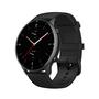 שעון חכם אלגנטי עמיד למים עד ATM 5 מבית Amazfit מסדרת GTR 2 Sport Black