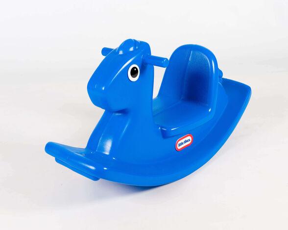 סוס נדנדה כחול, , large image number null