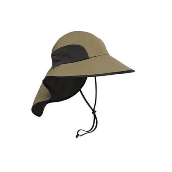 כובע רחב שוליים  Bug Free Adventure Hat דוחה חרקים מבית SUNDAY AFTERNOONS_צבע זית-S/M, , large image number null