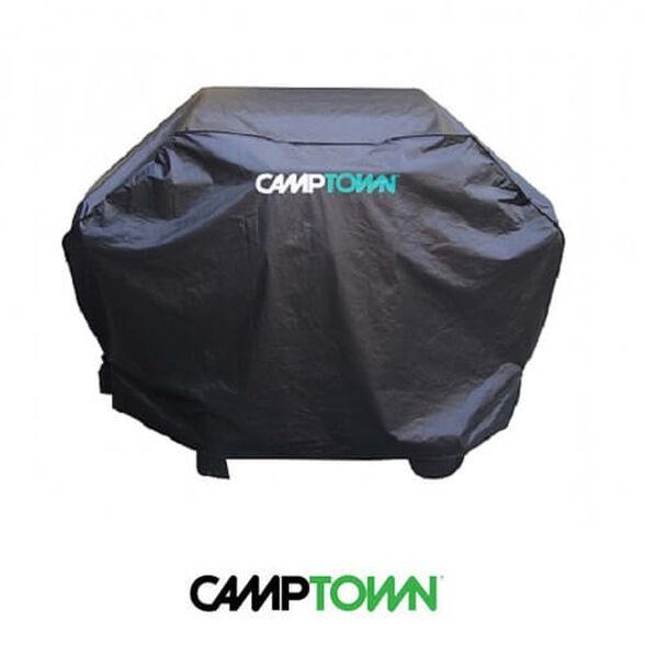 כיסוי גריל גז PVC 3B ריפוד פנימי כותנה לשמירה והגנה על הגריל שלכם מפני נזקי גשם ושמש  CAMPTOWN, , large image number null