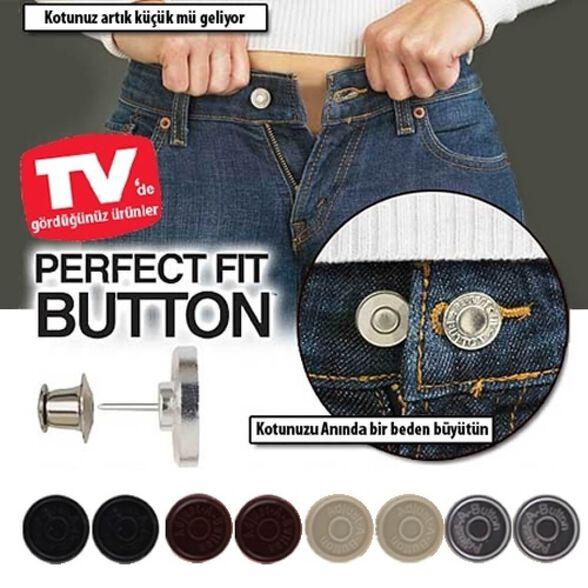 מדהים! סט כפתורי הפלא - הדרך הכי טובה להצר או להרחיב מכנסיים ובלי צורך בתפירה או תופרת, , large image number null