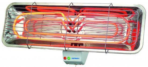 תנור חימום Topson TP-2007 בעל הספק 2200W , , large image number null