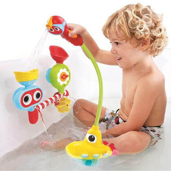 צעצוע אמבט הצוללת המשפריצה, , large image number null
