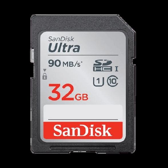 כרטיס זיכרון SANDISK ULTRA® SDHC™/SDXC™ UHS-I MEMORY CARD 32GB , , large image number null