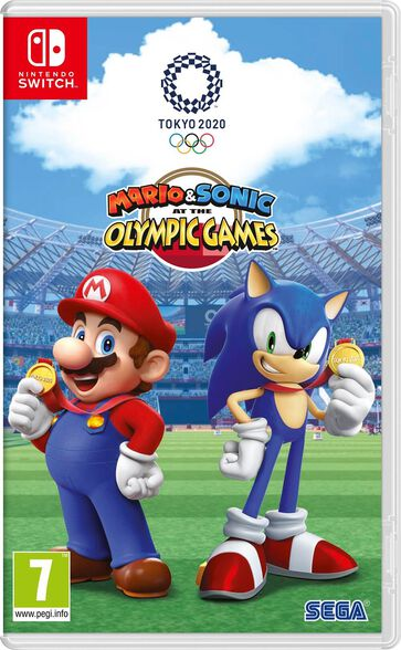 משחק Mario and Sonic at the Olympic Games Tokyo 2020, , large image number null