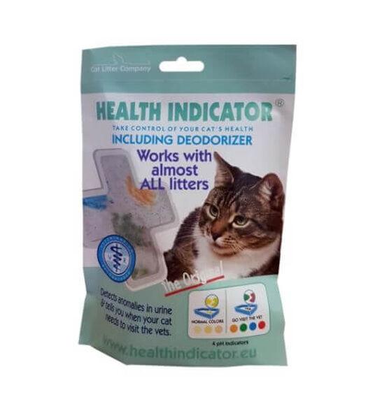 Health Indicator - מאבחן בעיות בריאות לחתול   כמות לבחירה, , large image number null