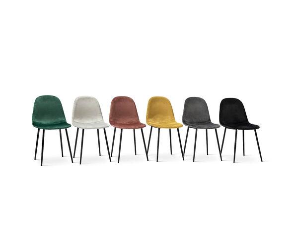 כסא אוכל בעיצוב מודרני דגם C841 מבית TAKE IT, , large image number null