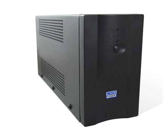אל פסק Intelligent 500VA מבית LMS POWER בעל הגנה חכמה מגן על מחשב אישי, , large image number null