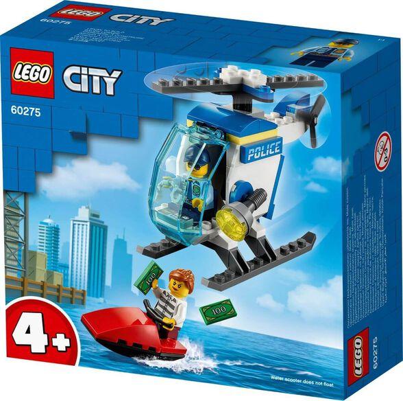 LEGO לגו סיטי - הליקופטר משטרתי 60275, , large image number null