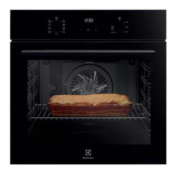 תנור בילד אין טורבו אקטיבי עם 9 מצבי בישול ואפיה תוצרת גרמניה  מבית Electrolux דגם EOH6426K , , large image number null