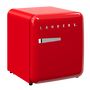 מקרר רטרו 46 ליטר פריט עיצובי המשדרג את נראות חלל הבית/המשרד שלכם  מבית LANDERS דגם LA46R