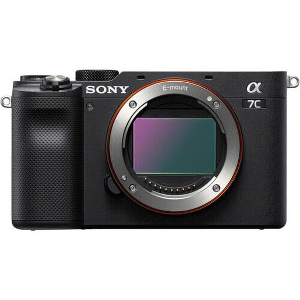 מצלמת סטילסFull Frame 35mm  מסדרת אלפהMirrorless  (גוף בלבד) מבית SONY , , large image number null