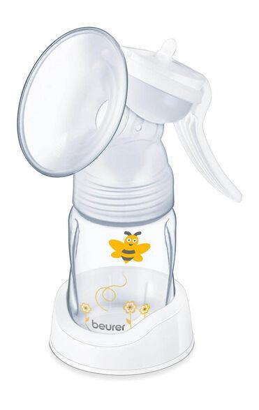 משאבת חלב ידנית - פשוטה, נוחה ומושלמת לנסיעה דגם BY15 מבית Beurer, , large image number null