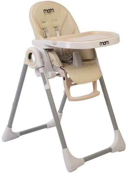 כסא אוכל Star בריפוד דמוי עור - צבע בז', , large image number null