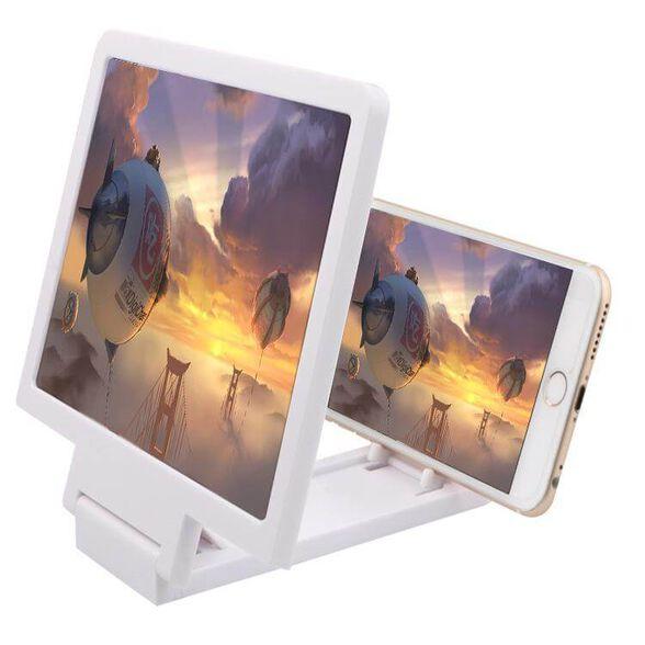 מגדיל מסך ומדמה 3D לטלפון נייד לצפייה בסרטים, , large image number null